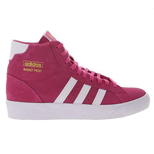 adidas Damen Basket Profi W Sneaker Pink, 37 1/3
