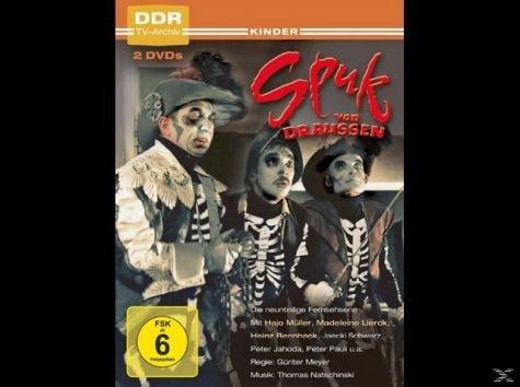 Spuk von draußen (DDR TV-Archiv) (6 DVDs)