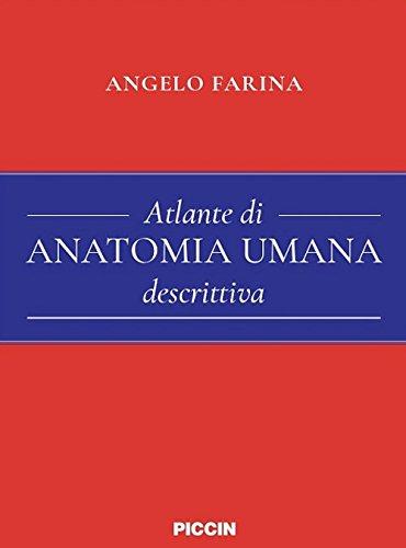 Atlante di anatomia umana descrittiva