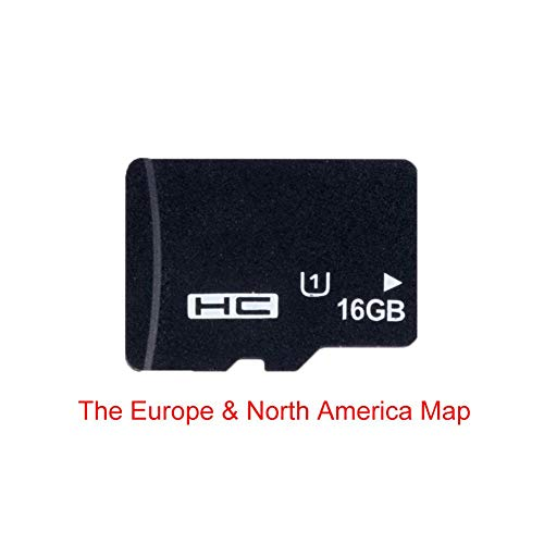 iBaste_top Karte karte Universal 16G Car Player Car MP5 Karte Karte Europa Karte Karte