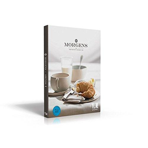 Morgens & Abends: Das Frühstücksbuch / Das Abendbrotbuch