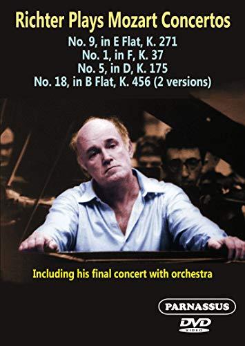 Richter Plays Mozart Konzerte