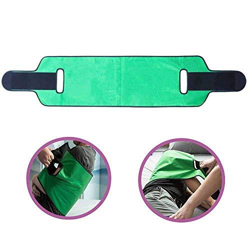 PILIBEIBEI Gepolsterter Transfergurt, Krankenwagen für Patienten, Transferbrett für Hilfsmediziner, Patientenlift, Rutsche - Bett zum Rollstuhl/Stuhl