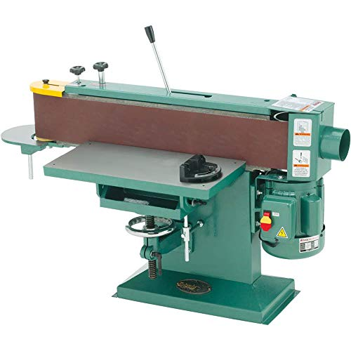 Grizzly Industrial G1531-6' x 80' Benchtop Edge Sander