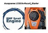 BMotorParts Recoil Pull Starter for Husqvarna LC221A Mower, Model# 961450026