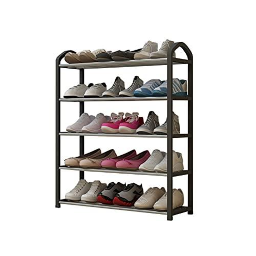 Zapatero para el hogar Rack De Zapatos Home-ComplexHoe Rack Con 5...