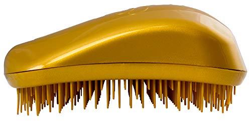 Dessata 1111ORIG - Cepillo para cabello, sin tirones, sin roturas, rápido y fácil, color oro