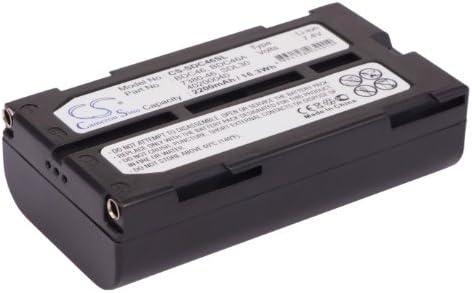VINTRONS 2200mAh Battery For Sokkia S SET330R SET230R Super popular specialty store Super popular specialty store SET530R