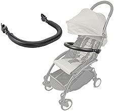 Stroller Bar for Babyzen YoYo and Yoyo+ - Armrest, Handle, Bumper and Crossbar - PU Leather - by Neutral