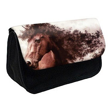 Youdesign - Trousse à Crayons/ Maquillage cheval ref 309 - Ref: 309