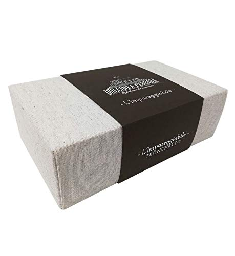 Tronchetto di cioccolato fondente in 3 varianti con scatola...