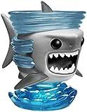 A-Generic Pop! Shark Shark Wind Shark Tornado Pop! Figuras de acción Muñecas Juguetes Decoraciones de Escritorio Coleccionables-Tiburón con Sangre-Tiburón con Sangre-Tiburón con Sangre-Tiburon Común