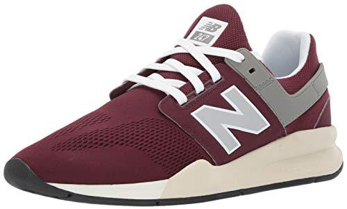 New Balance 247v2, Sneaker Uomo, Rosso (NB Burgundy/Bone MG), 42 EU