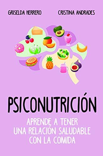 Portada del libro Psiconutrición de Griselda Herrero