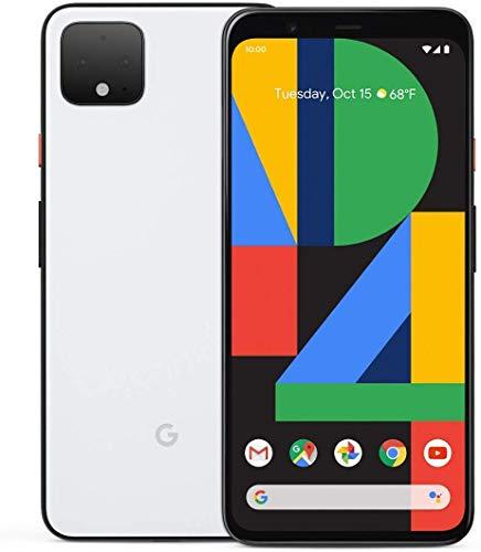 "Google Pixel 4 14,5 cm (5.7"") 6 GB 64 GB Blanco 2800 mAh Pixel 4, 14,5 cm (5.7""), 1080 x 2280 Pixeles, 6 GB, 64 GB, 16 MP, Blanco"