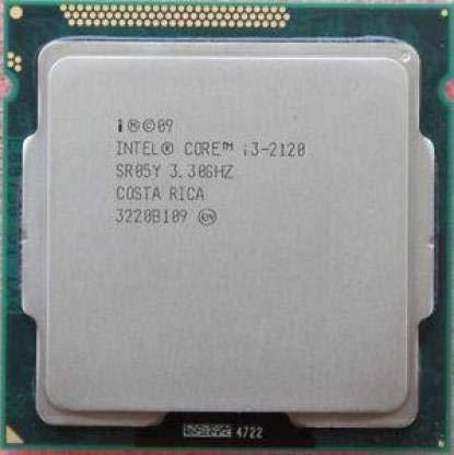 Desktop Processor Core i3-2120 Intel 2nd Generation LGA 1151 3.5 GHz (Fan Included) – OEM Product with Seller Warranty