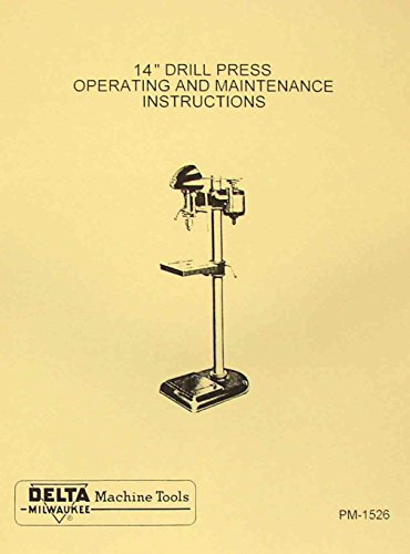 Top 10 best selling list for delta milwaukee drill press dp 220