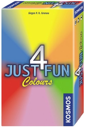 Kosmos 6992910 Just 4 Fun: Just 4 Fun - Mitbringspiel