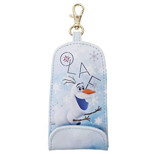 アナと雪の女王2[リール式 キーケース]伸びる 鍵カバー/オラフ ディズニー Disney
