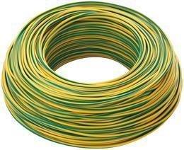 Einadriges Kabel N07V-K - 1 x 2,5 Knäuel 100 m