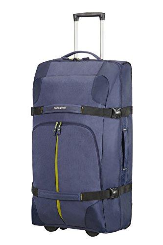 Samsonite Rewind 82/31 Bolsa de Viaje con Ruedas, 82 cm, 113 L, Color Azul (Dark Blue)