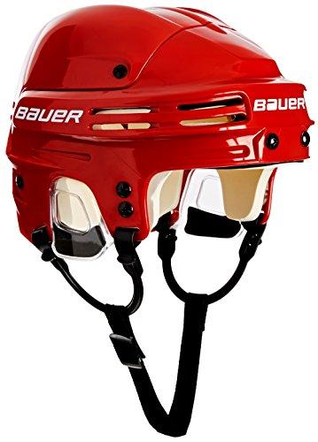 Bauer Erwachsene Helm 4500, Rot, L
