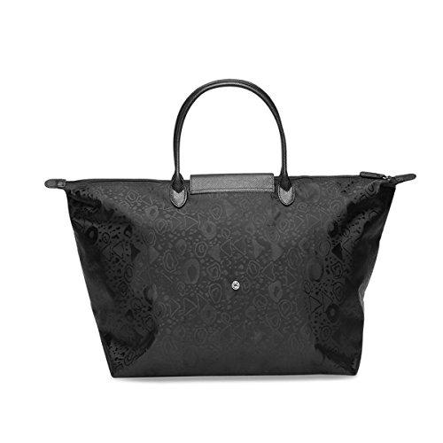 Picard Easy Shopper Handtasche Tasche Einkaufstasche schwarz 6066 , 55x32x6 (BxHxT)