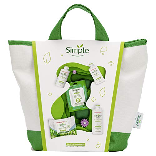Simple Complete Kindness Gift Set, Variety Pack Present For Men, Women, Teenagers And Kids, Skin Care And Moisturisation Kit For A Clean, Healthy And Fresh Body And Face eco friendly packaging