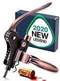 Rebbit Wine Opener - Wine Accessories - Wine Corkscrew - The Best Wine Tool Kit For Women - Large...