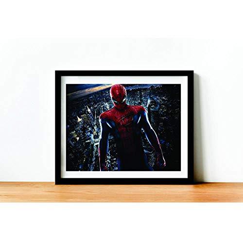 Quadro C/ Moldura - Marvel - Homem Aranha De volta ao Lar - 50x40cm