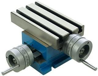 Merry Tools HK resistente taladro de cruz fija Slide Base fresador cilíndrico giratorio mesa 225 x 175 mm 402190