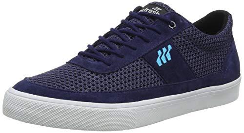 Boxfresh Herren Anseae Sneaker, Blau Blau Blau, 44 EU