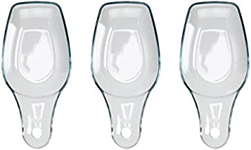OXO Good Grips Pop Container Scoop 3 Pack Clear