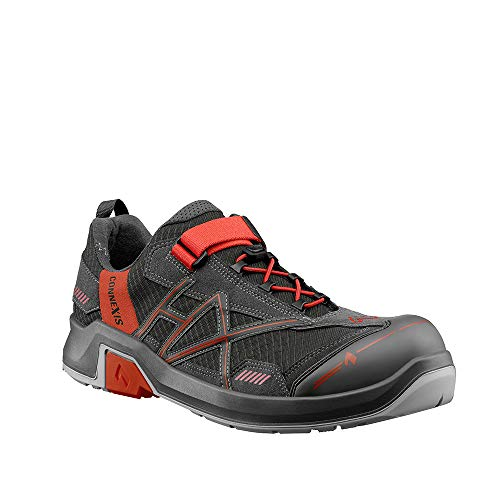 Haix CONNEXIS Safety T S1 Low/Grey-red. UK 11.0 / EU 46
