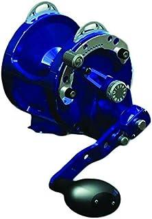 Avet 2-Speed H5.4:1,L2.4:1 Lever Drag Reel, Blue