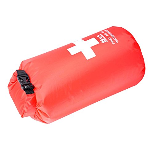 CUTICATE 5L Erste Hilfe Set Packsack/Camping Wandern Kajak Ausrüstung Wasserdichter Packsack