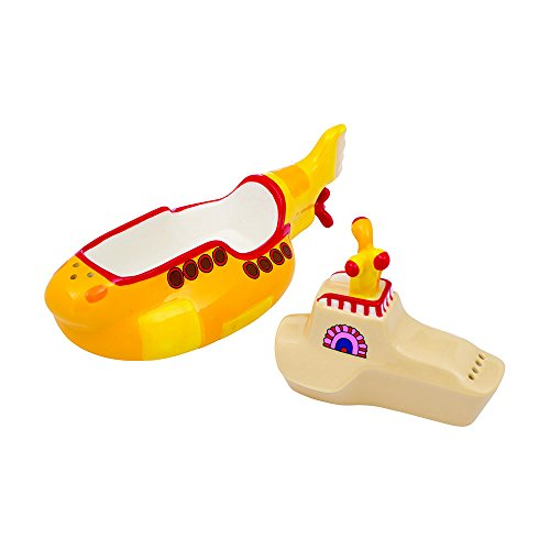 Vandor The Beatles Yellow Submarine Salt and Pepper Set (73030)