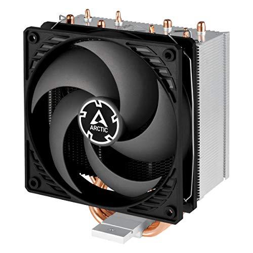 ARCTIC Freezer 34 CO - Disipador de CPU, Refrigerador de CPU, Intel 2066, 2011(-3), 1155, 1151, 1150, 1200 y AMD AM4, Ventilador PWM de 120 mm, Silencioso, CPU Cooler - Negro