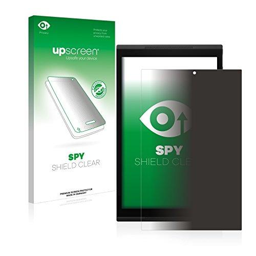 upscreen Anti-Spy Blickschutzfolie kompatibel mit Medion Lifetab X10301 (MD 60348) Privacy Screen Sichtschutz Bildschirmschutz-Folie