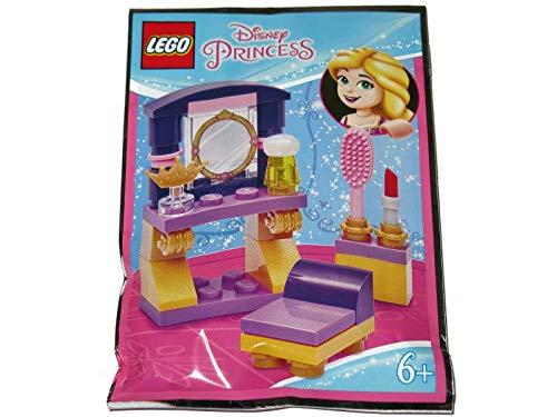 Blue Ocean LEGO 302101 - Juego de papel de aluminio para tocador, diseño de Rapunzel