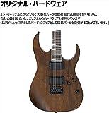 Immagine 2 ibanez grg121dx bkf chitarra elettrica