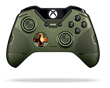 Xbox One Limited Edition Halo 5  Guardians Master Chief Wireless Controller