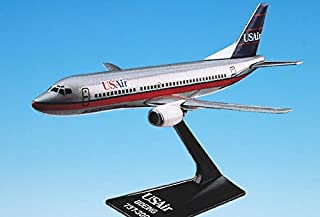Flight Miniatures USAir (89-97) Boeing 737-300 1:180 Scale Display Model with Stand