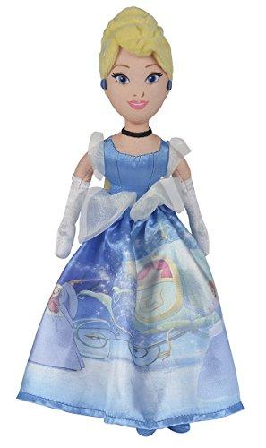 Simba 6315872332 - Disney pluche prinses Cinderella 25 cm