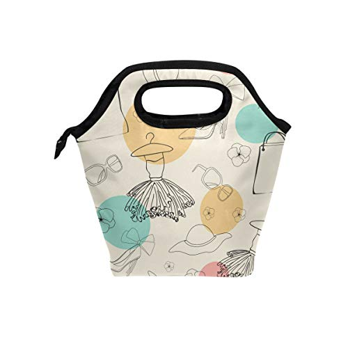 Lunchtasche Lady Vibe Meal Package Kühltasche Ice Pack