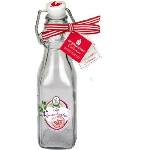 Spiegelburg 40238 Glasflasche La Collection Rouge, klein (ca. 250 ml)
