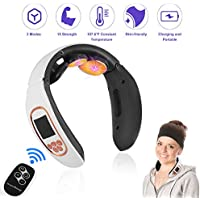 Ter Revin Electric Neck Massager with Pulse Heated
