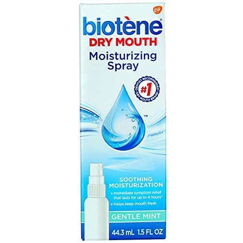 Biotene Mouth Spray – dry mouth spray