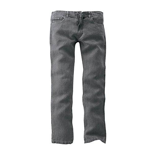 HempAge Unisex Erwachsene 100% Hanf Jeans (30-34, Stone)