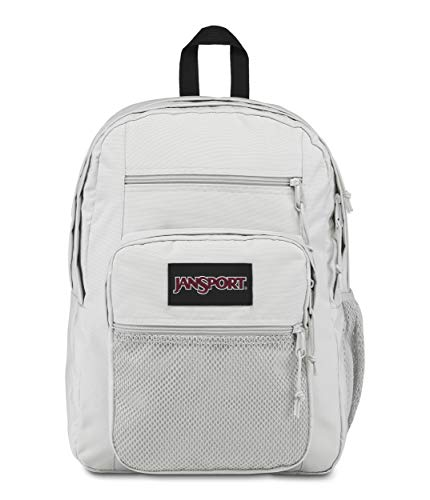 JanSport Big Campus 15 Inch Laptop Backpack - Lightweight Daypack, Micro Chip Grey